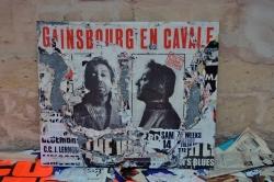 Gainsbourg en cavale